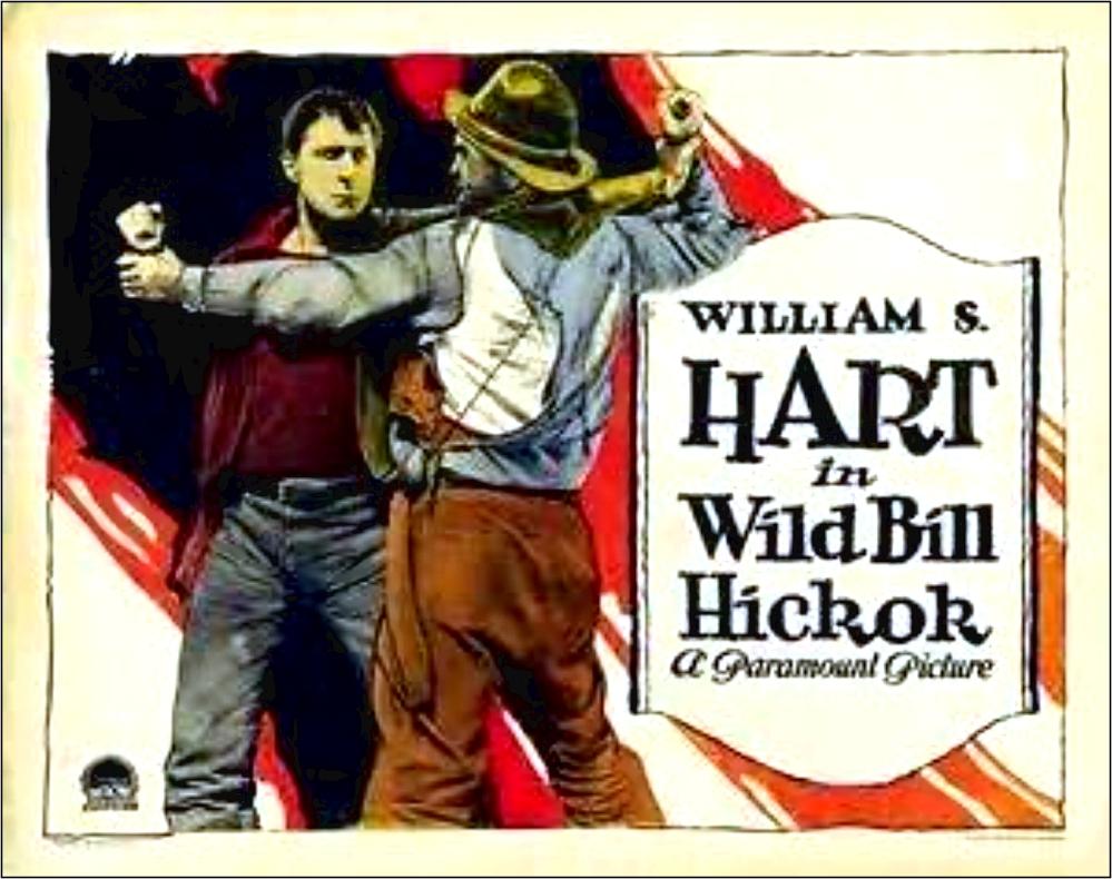 WILLIAM S HART 28