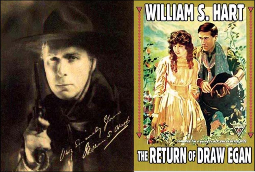 WILLIAM S HART 45