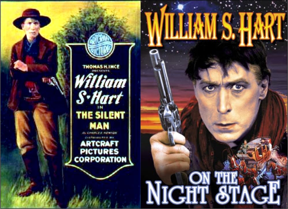 WILLIAM S HART 46