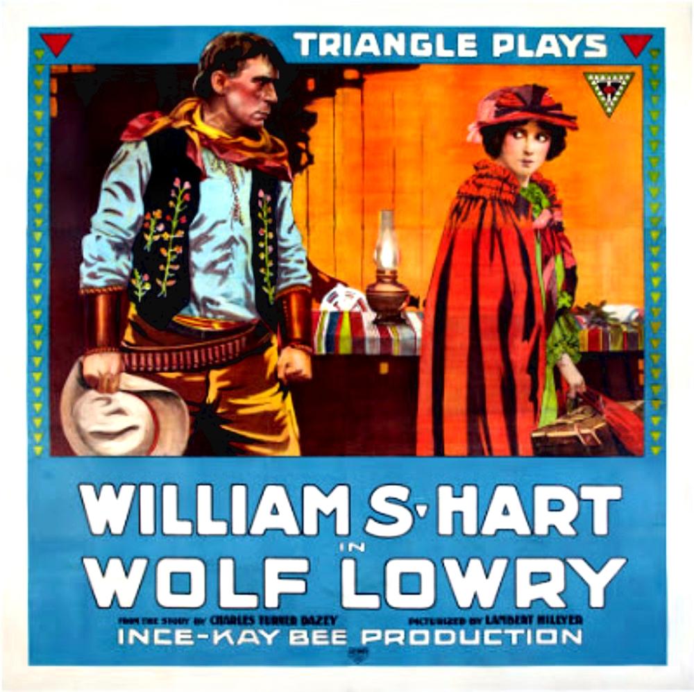 WILLIAM S HART 48