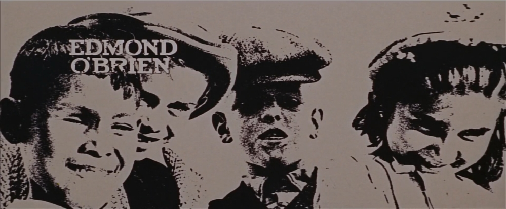 The Wild Bunch Corel screen 4 opening credits