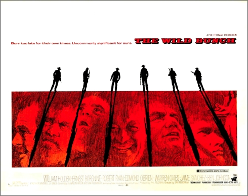 The Wild Bunch poster 10