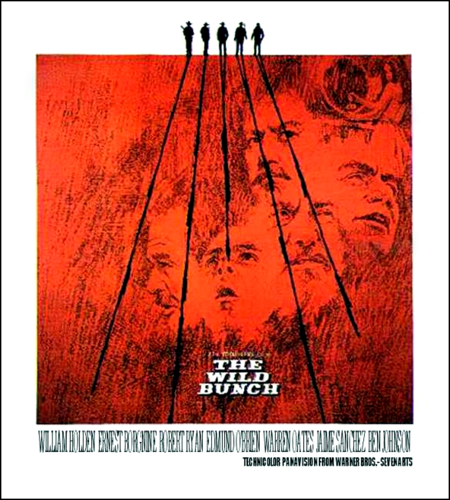 The Wild Bunch poster 11