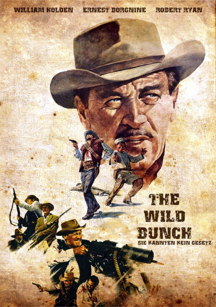 The Wild Bunch poster 14