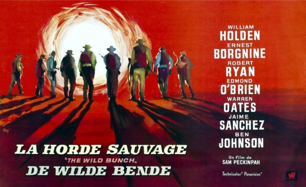 The Wild Bunch poster 15