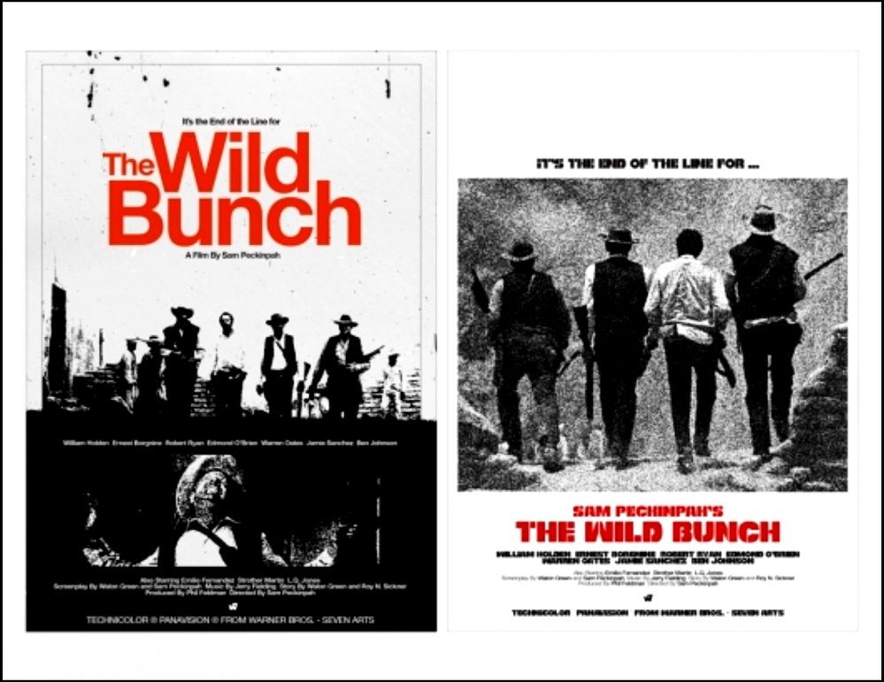 The Wild Bunch poster 23