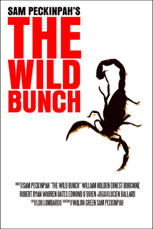 The Wild Bunch poster 24