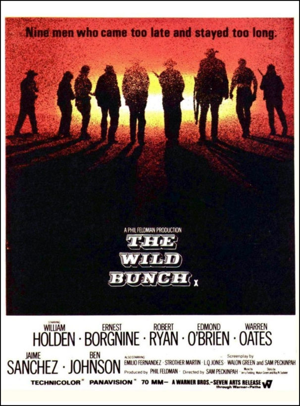 The Wild Bunch poster 5]