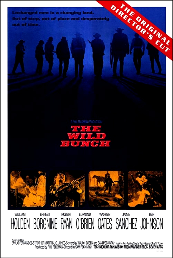 The Wild Bunch poster 6