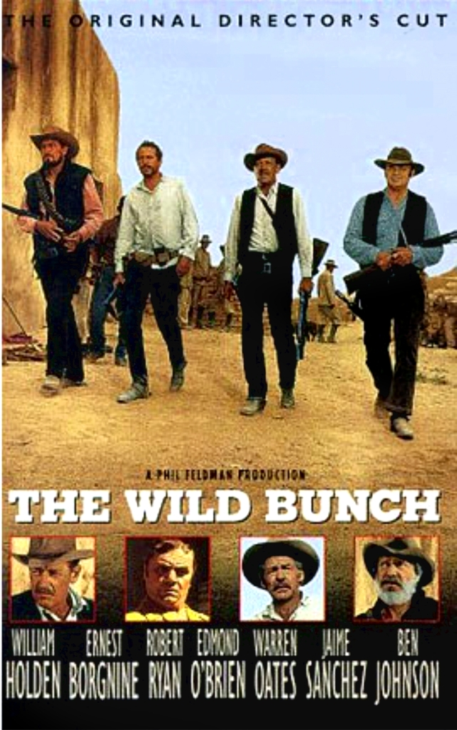 The Wild Bunch poster 7