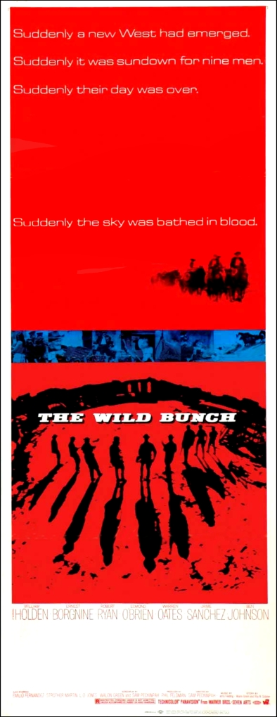 The Wild Bunch poster 9