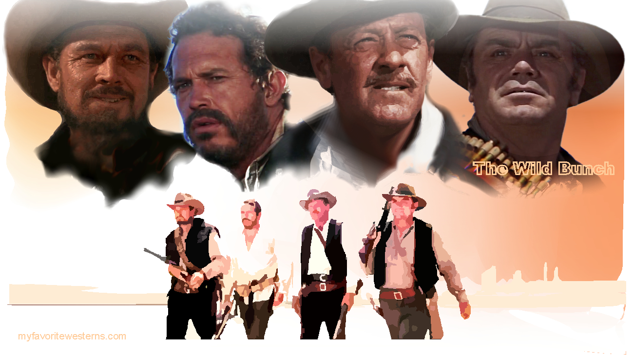 the wild bunch ������� iconic images the walk my