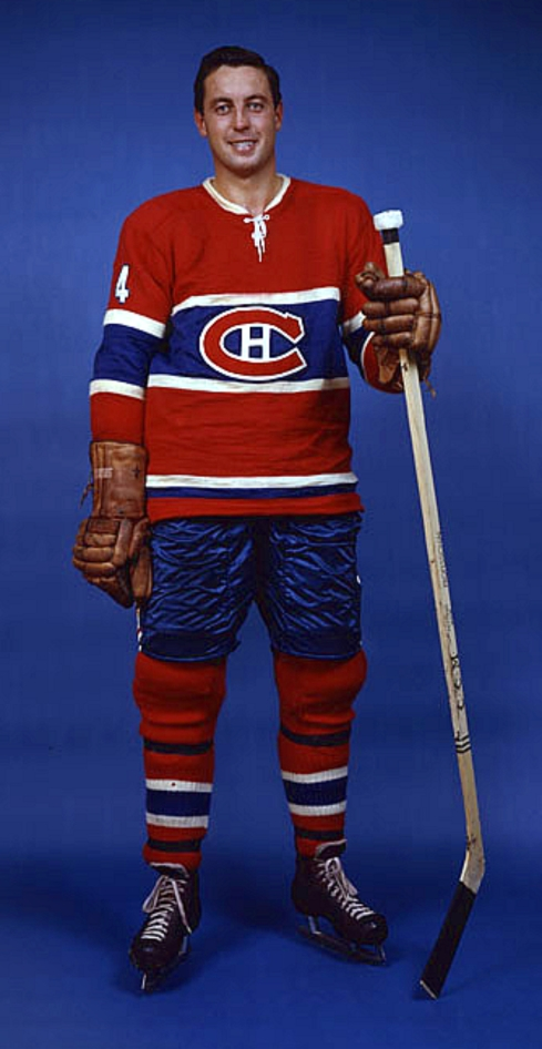Jean Beliveau Le Gros Bill