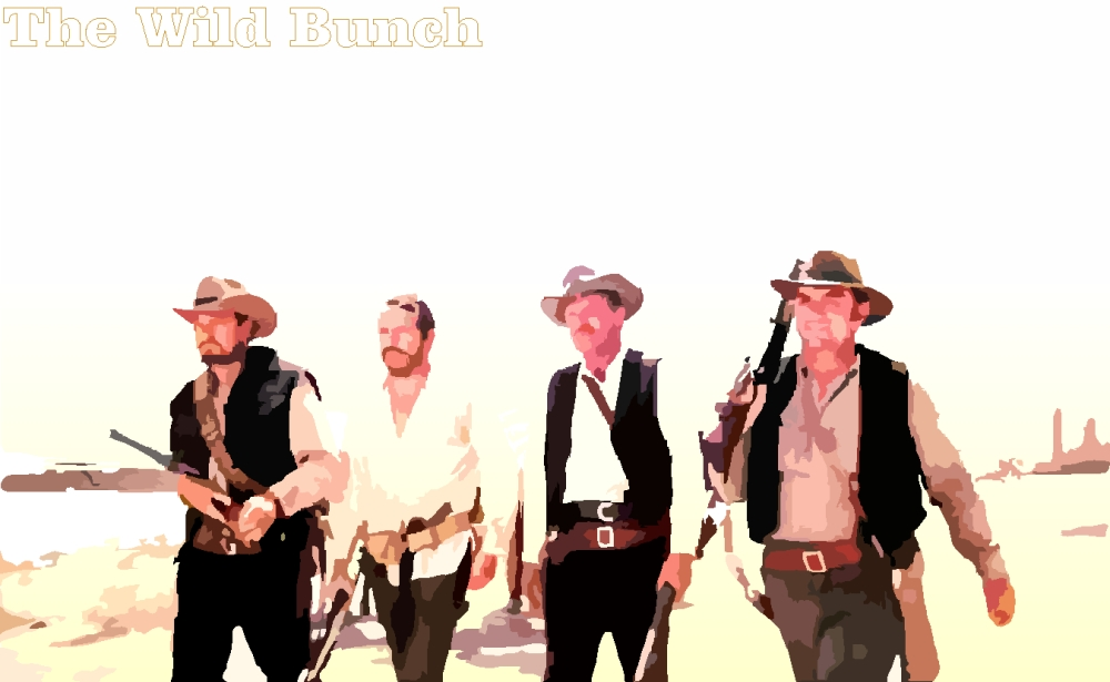 THE WILD BUNCH 7