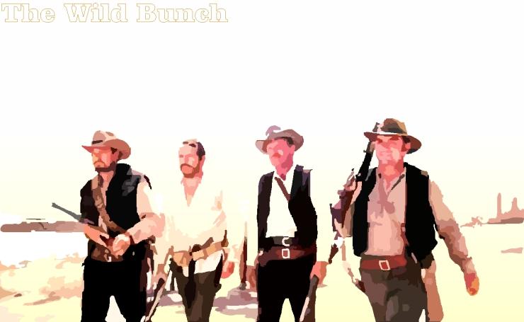 THE WILD BUNCH 7