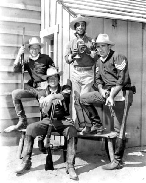 Ratpack Cowboys - Sargeants 3 (1962)