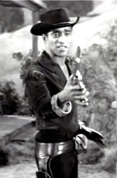 Sammy Davis Jr. as Tip Corey on the Rifleman