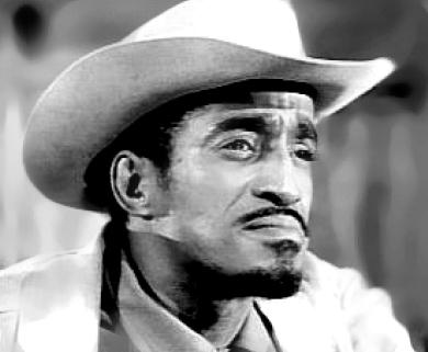 Sammy Davis Jr Cowboy