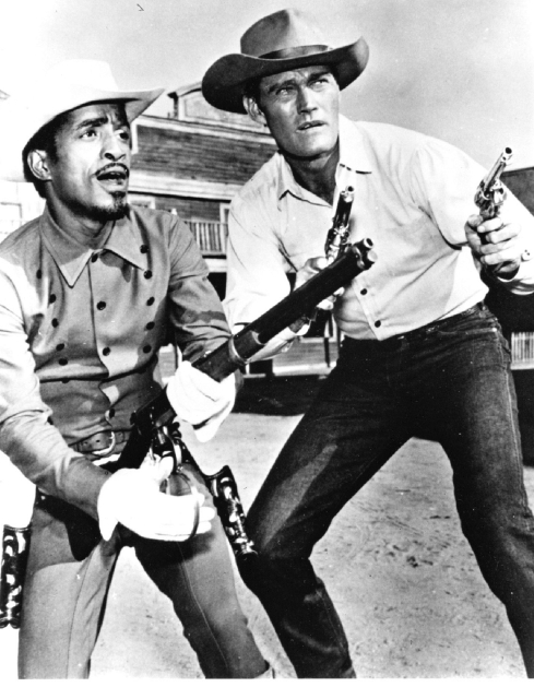 Sammy Davis Jr on the Rifleman (1962) 2