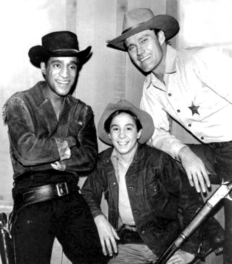 Sammy Davis Jr on the Rifleman (1962)