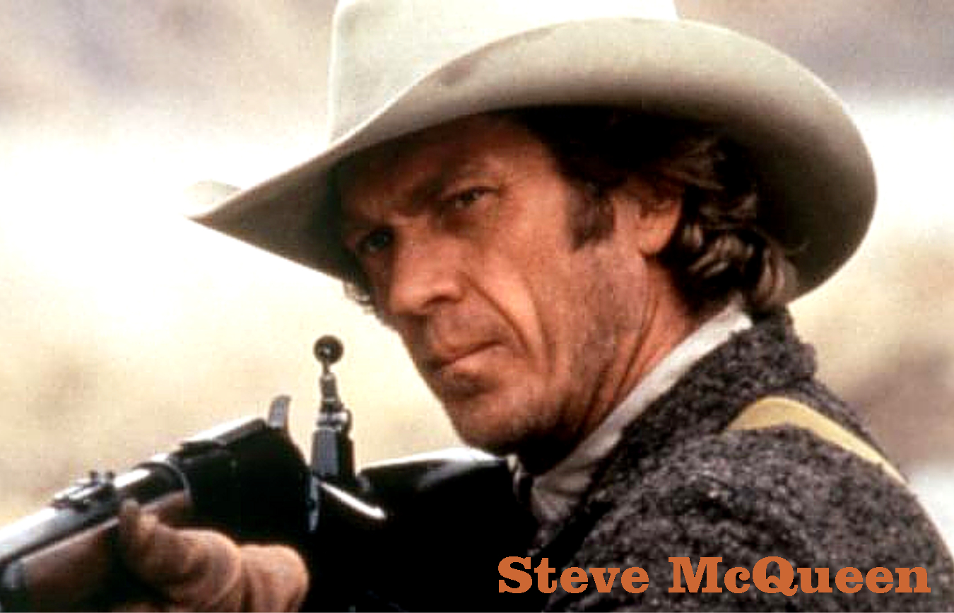 george peppard steve mcqueen my favorite westerns