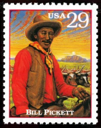 Bill Pickett 4