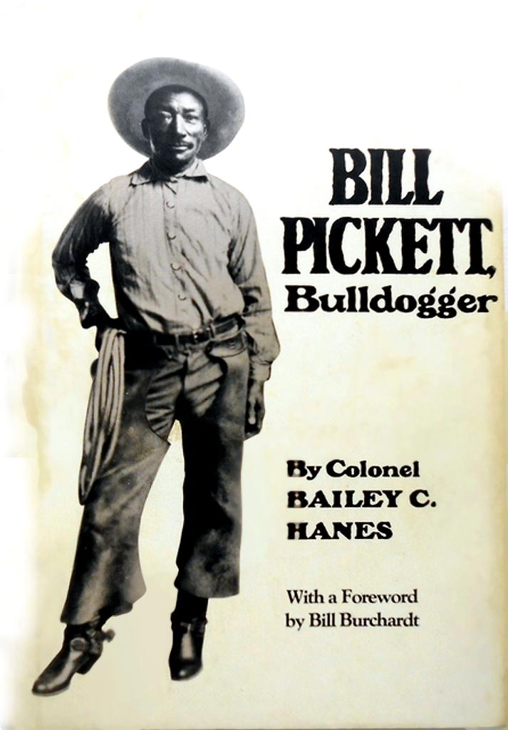 Bill Pickett book