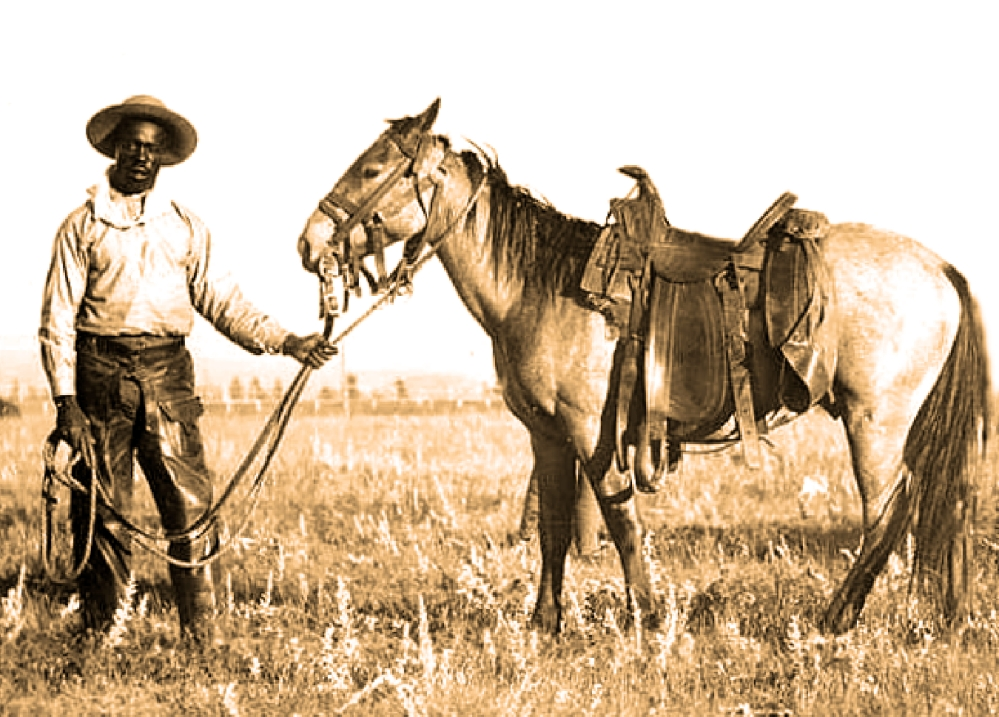 cowpoke and steed