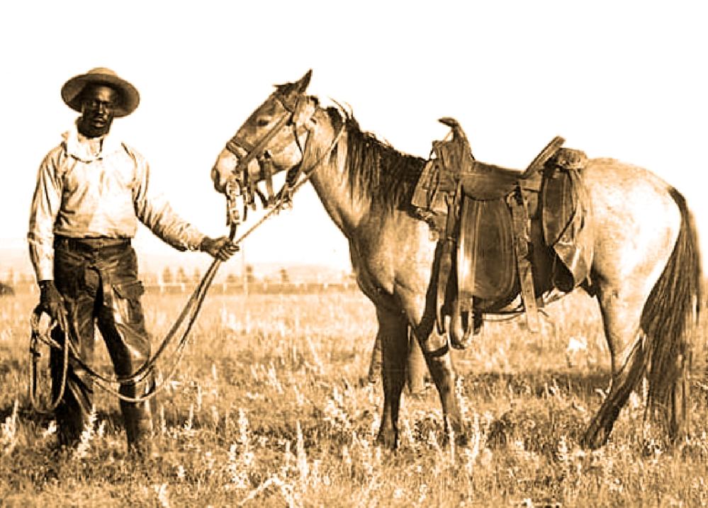 cowpoke and steed