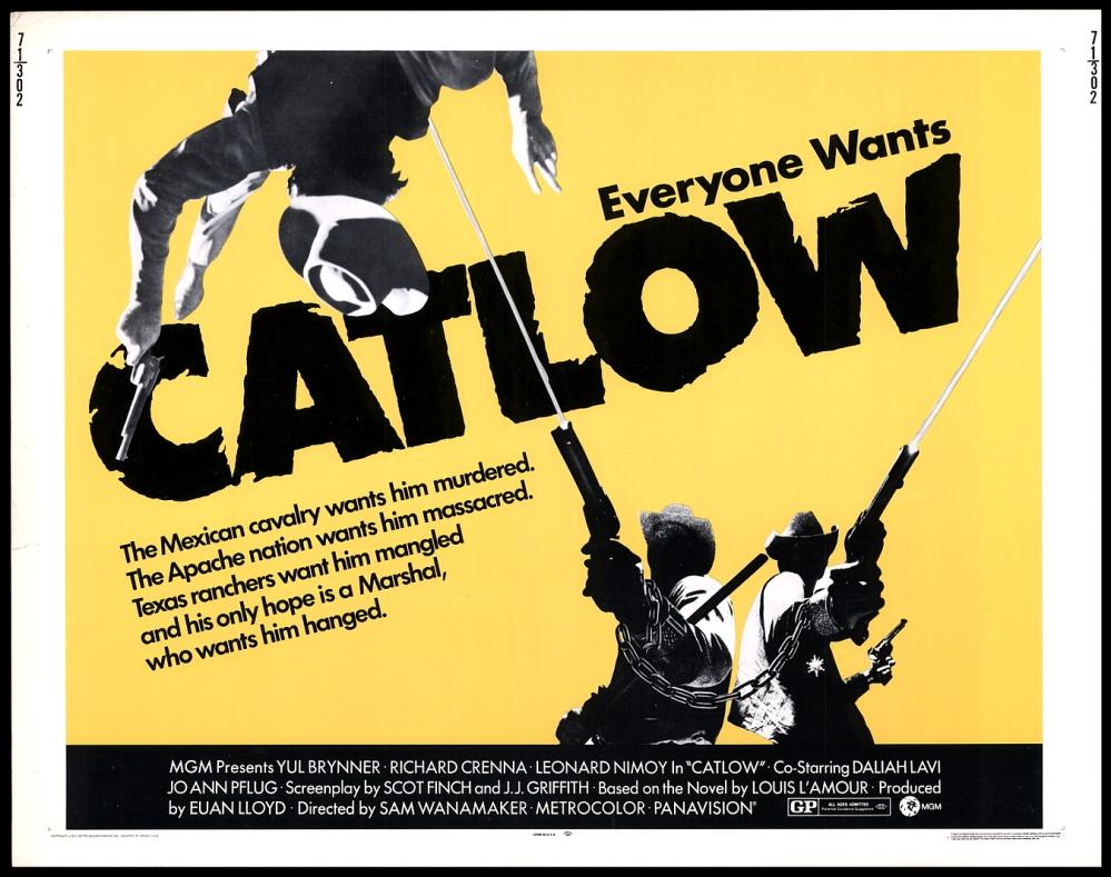 Leonard Nimoy Catlow 2