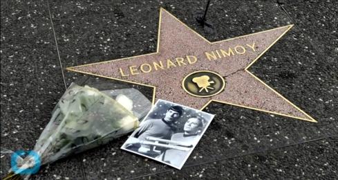 Leonard Nimoy Star