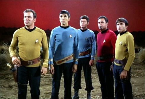Star Trek at the OK Corral 2