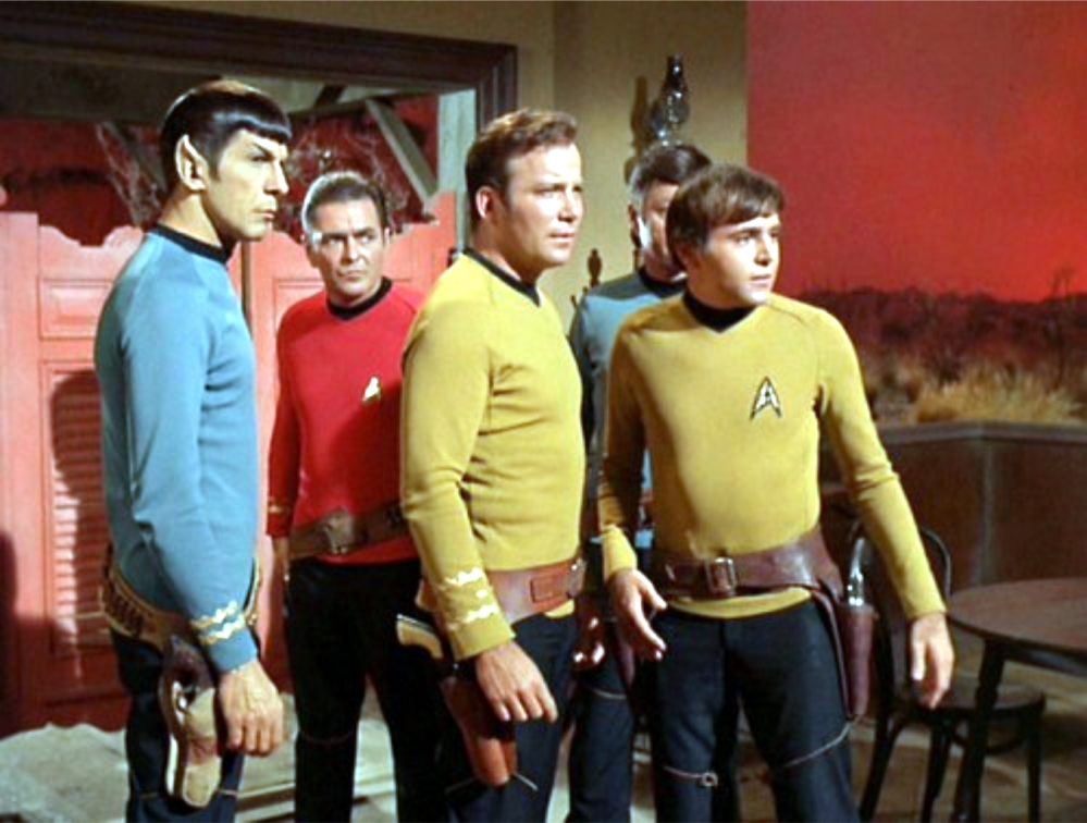 Star Trek at the OK Corral