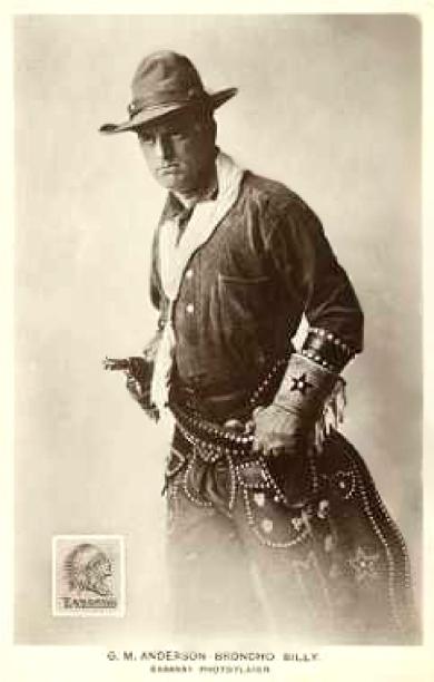 Bronco Billy Anderson 7
