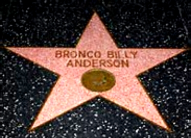 Bronco Billy Anderson Star
