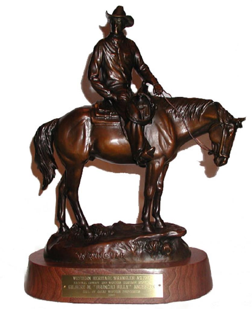 Bronco Billy Anderson Western Award