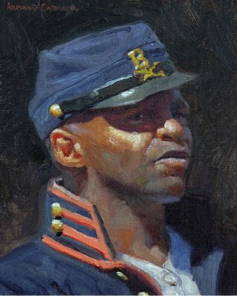Buffalo Soldier - by Armand Cabrera