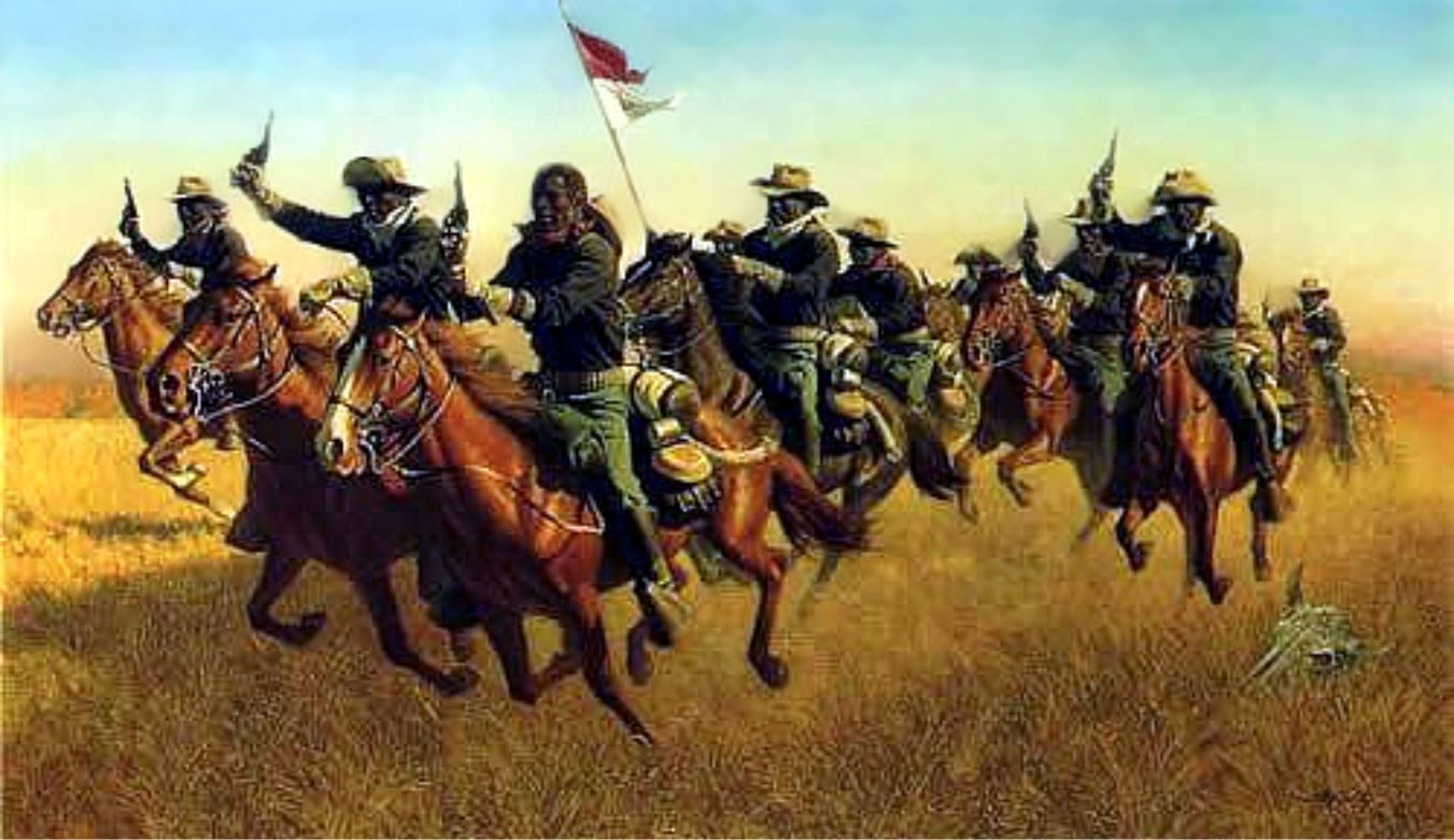 Buffalo Soldier My Favorite Westerns