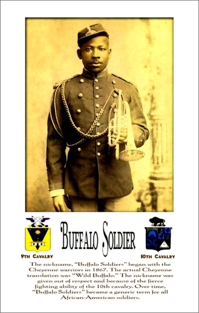BUFFALO SOLDIERS 1A