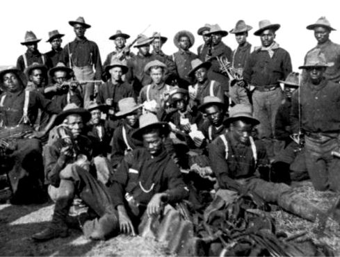 BUFFALO SOLDIERS 5