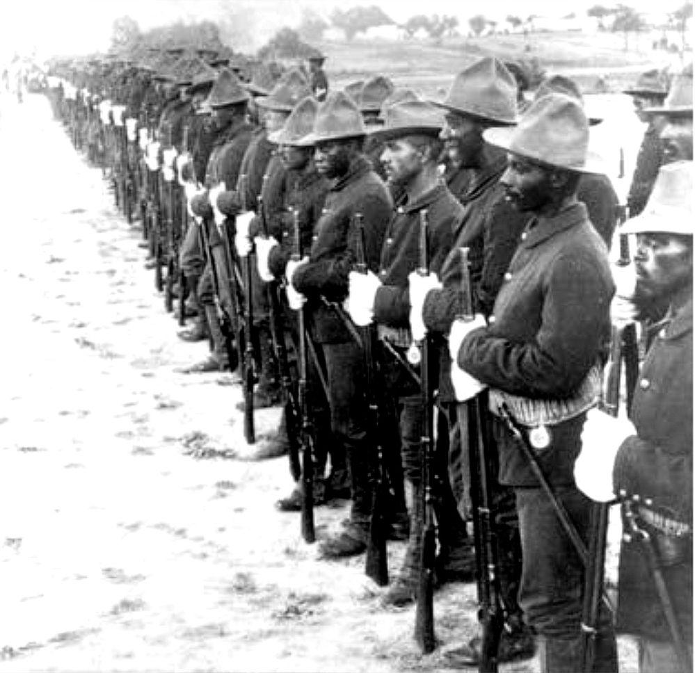 BUFFALO SOLDIERS 6