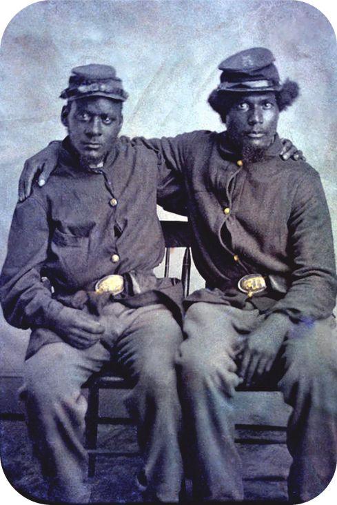 BUFFALO SOLDIERS 8
