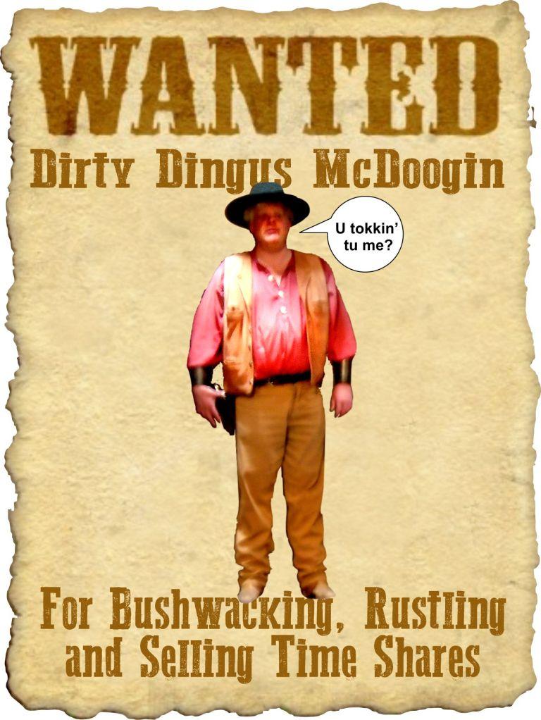 Dirty Dingus