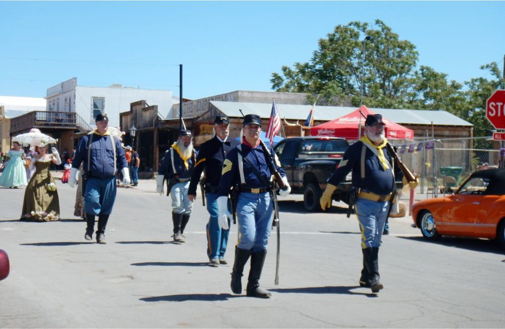 tombstone parade  5