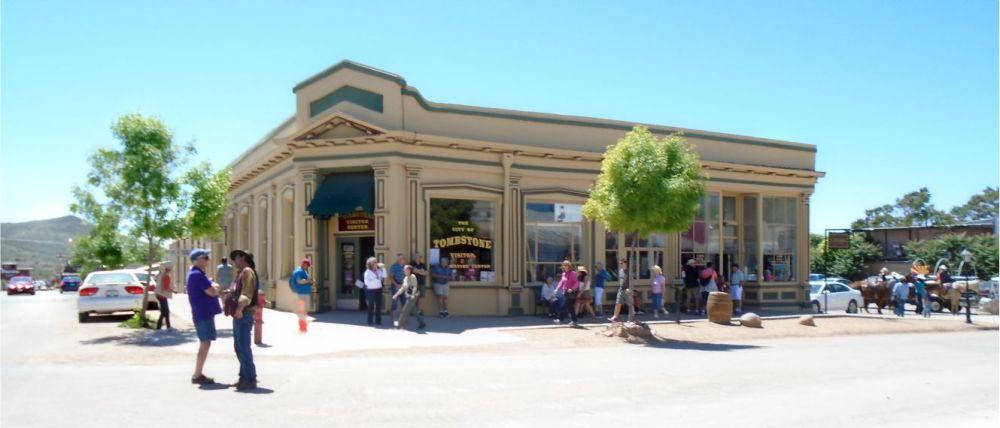 Tombstone Visitors Centre