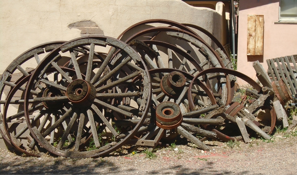 Tombstone wheels 2