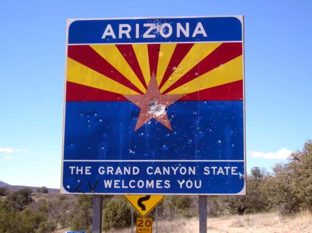 Tucson sign