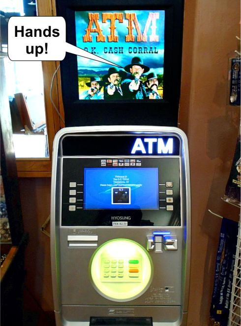 OK Corral ATM