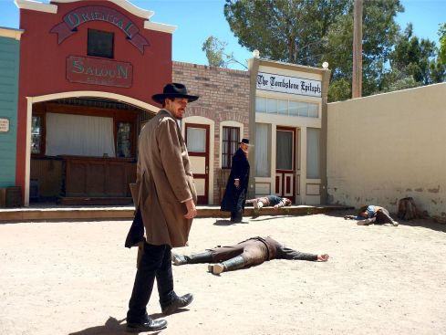 OK CORRAL REENACTMENT 4