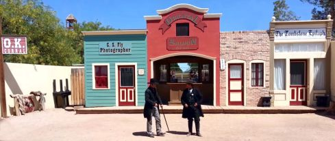 OK CORRAL Reenactment Set 2